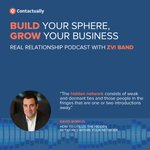 When you need new #information, going to your close# contacts that think the same way as you may not be the best place to go. @davidburkus knows that #diversity in your #network is the key to #success. #realrelationships #podcast https://t.co/JBM864Vnmr