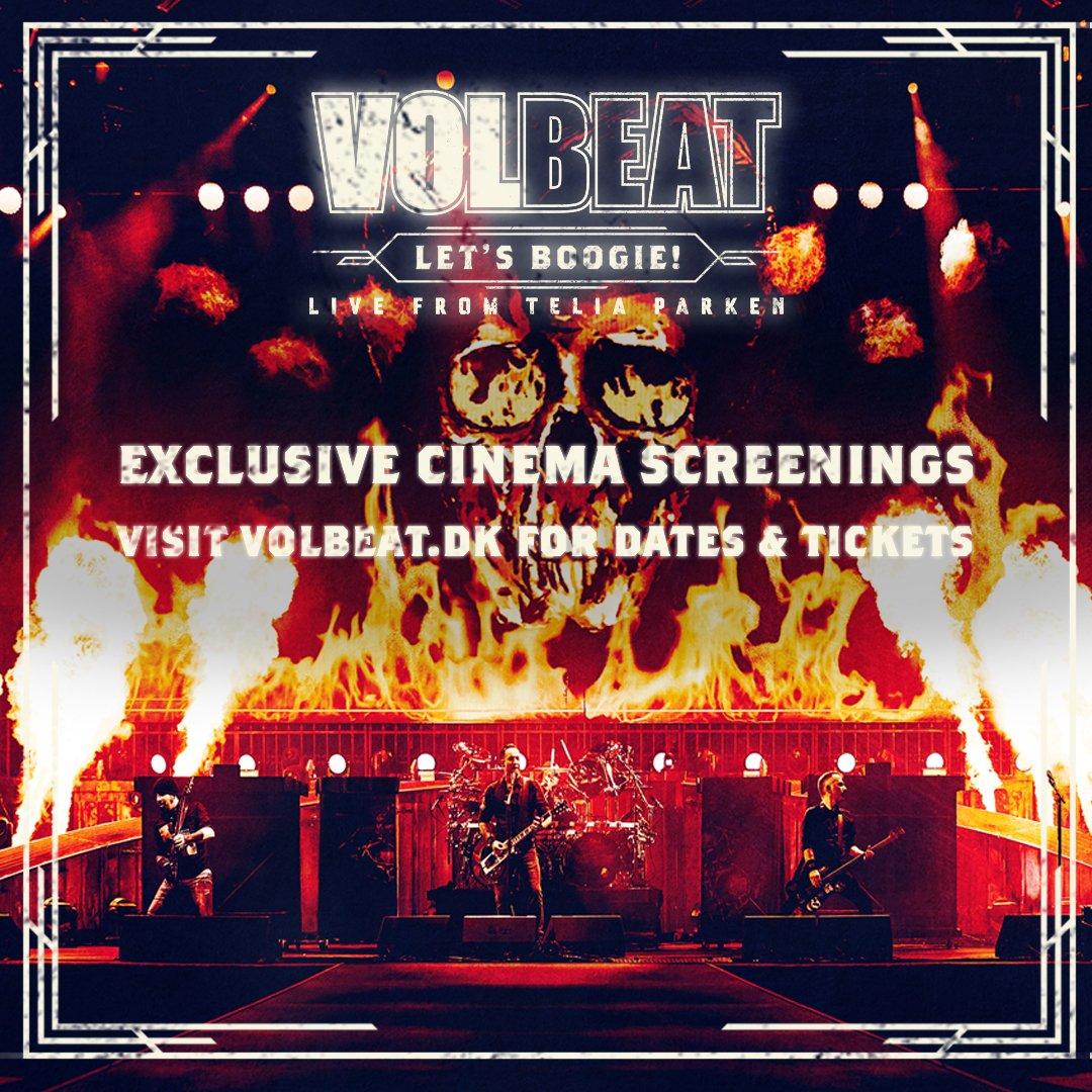 Volbeat on Twitter: