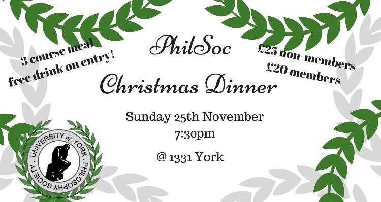 Last chance to buy tickets for our PhilSoc Xmas Meal!   Message Brady on fb or email us to grab your tickets now before you miss out! <br>http://pic.twitter.com/ly1OCqIfx3
