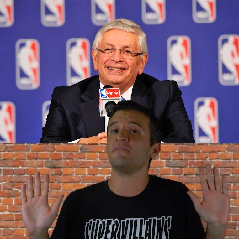Agent of NBA Chaos's photo on Matt Barnes