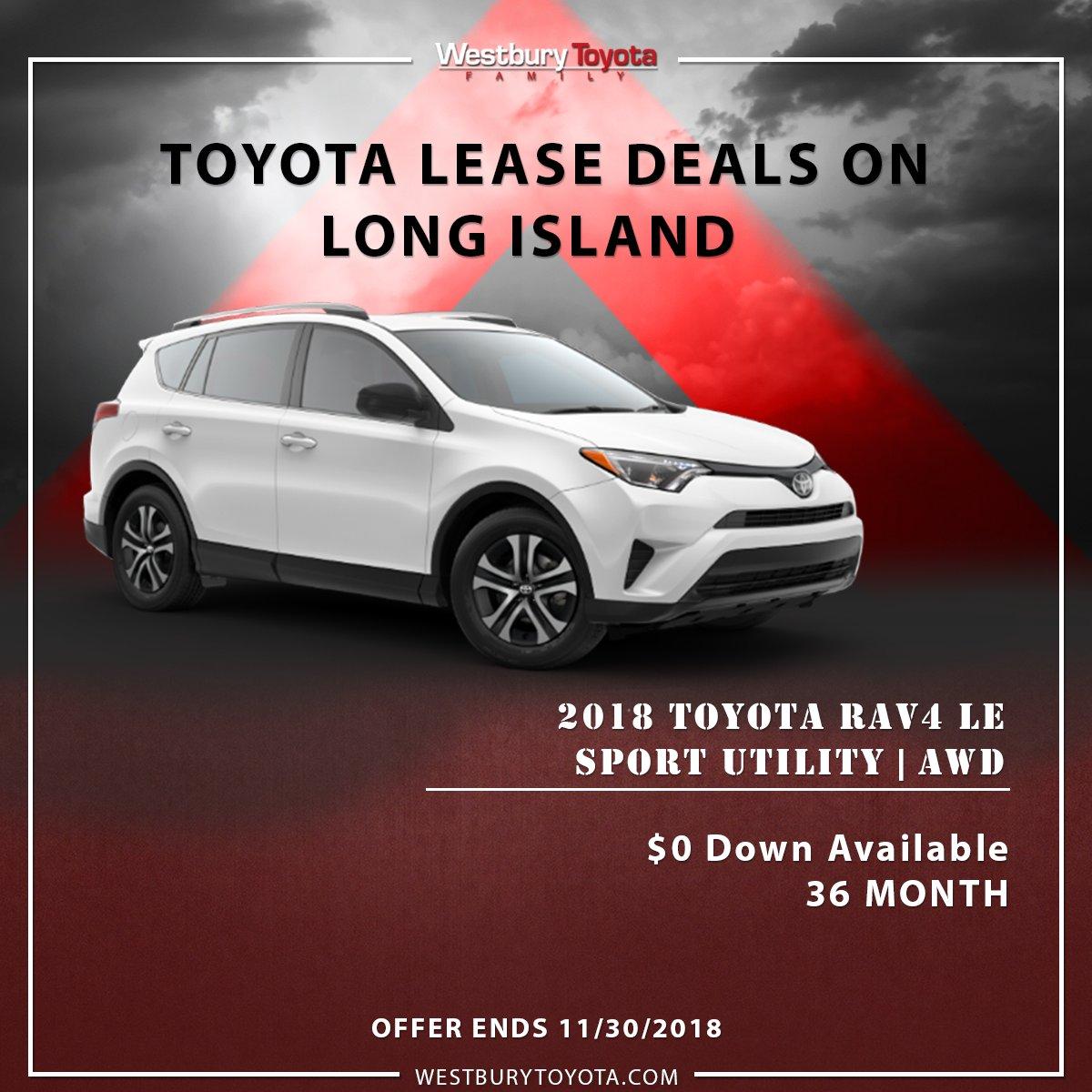 Toyota Rav4 Lease Deals Long Island