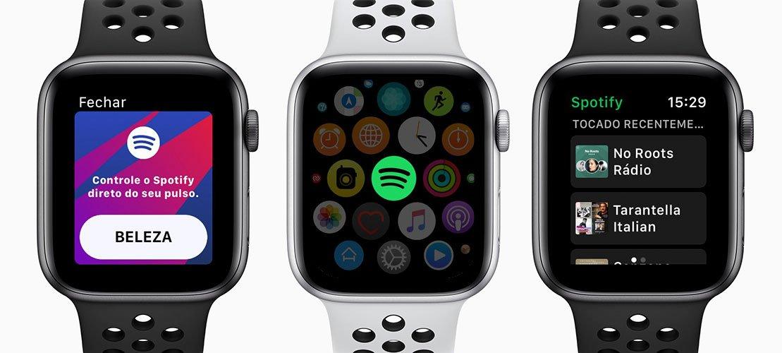 Spotify finalmente lança aplicativo para o Apple Watch: https://blogdoiphone.com/2018/11/spotify-apple-watch/…