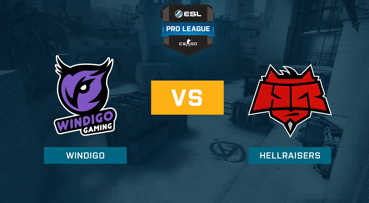 More matches coming up in a few minutes! Tune in 👇 live.proleague.com/csgo #ESLProLeague