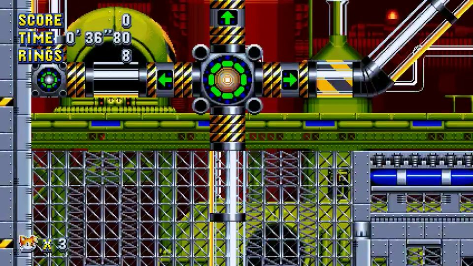 @MalwareTechBlog god thats a nice looking setup reminds me of chemical plant zone from sonic 2
