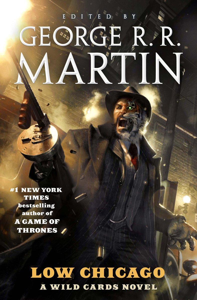 Wild Cards - George R.R. Martin (Hulu) Dr656H4XQAEg3Q5