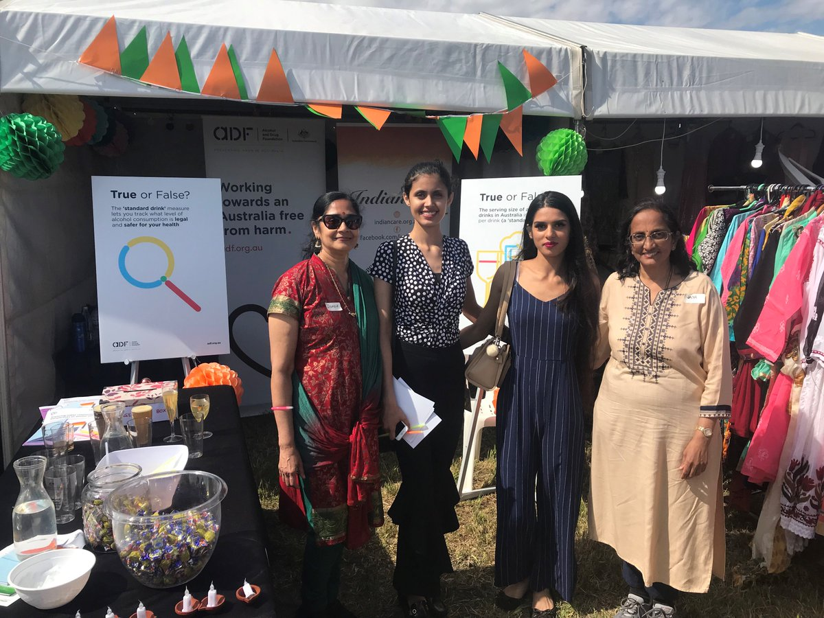 We Had The Pleasure Of Having A Marquee With Indiancare At Wyndham Diwali Over The Weekend Together We Hosted Activities Giveaways And Provided The