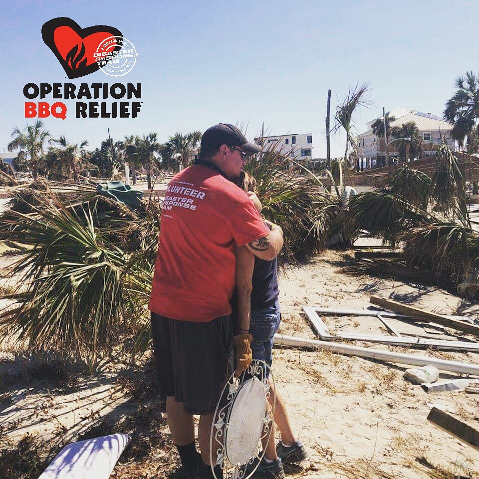 We wrapped up in PCB this weekend &amp; broke records we never dreamed we would. Thank you to the volunteers, sponsors, &amp; supporters who made this deployment as much of a success as it was. 808,220 meals #HurricaneMichael 1,160,828 meals ytd 2018 2,912,520 meals since 2011 #WeAreOBR<br>http://pic.twitter.com/lBnu3BZ1Ly