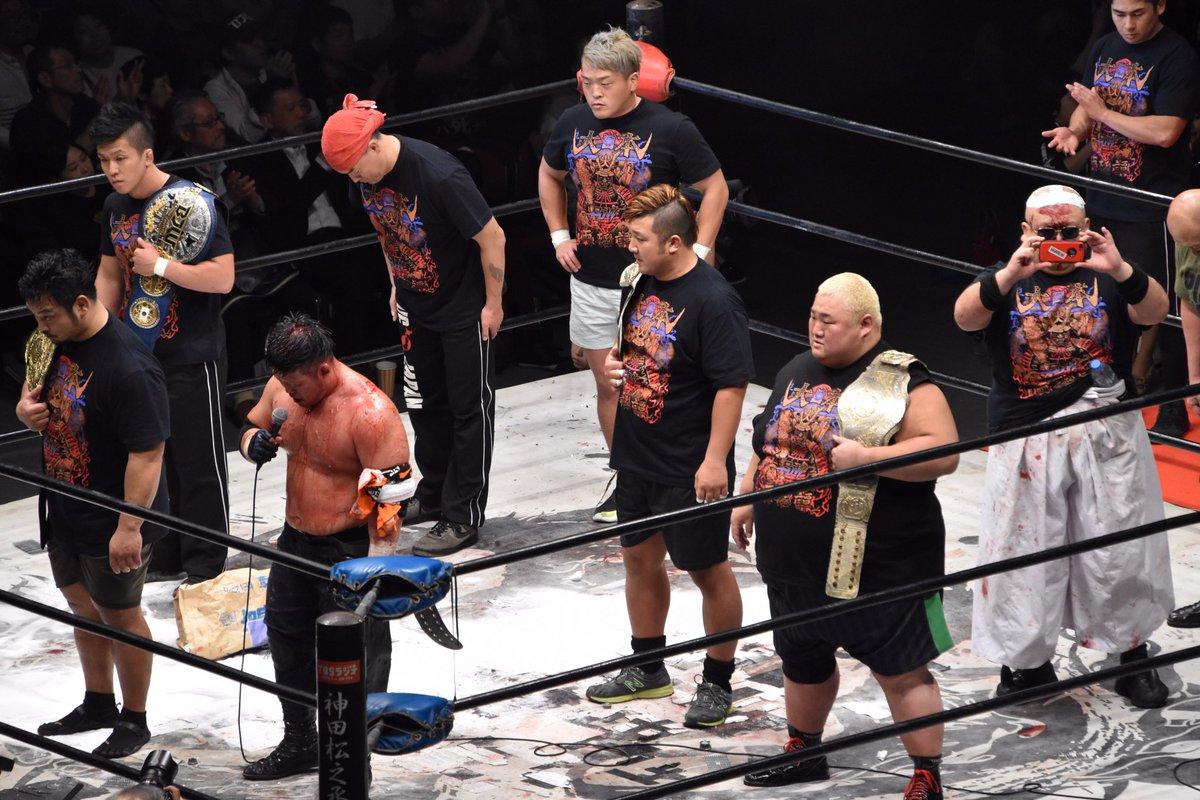 """BJW: """"Ryogukutan 2018"""" Sekimoto y Takahashi se coronan 14"""