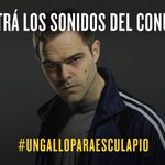 #UnGalloParaEsculapio Twitter Photo