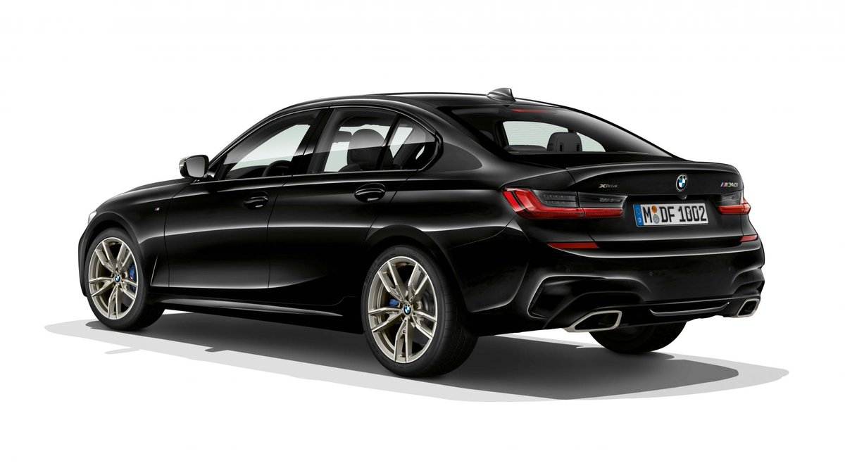 The new BMW M340i is a four-wheel-drive 370bhp saloon that's faster than the old V8 M3 >> topgear.com/car-news/la-mo…