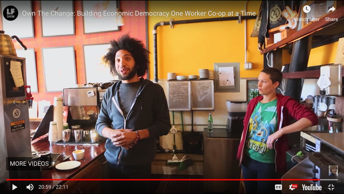 We Made A Free Documentary on How to Start a Worker Co-op - The TESA Collective bit.ly/2PtWbWF via @ToolboxForEd and @theLFshow 🎥