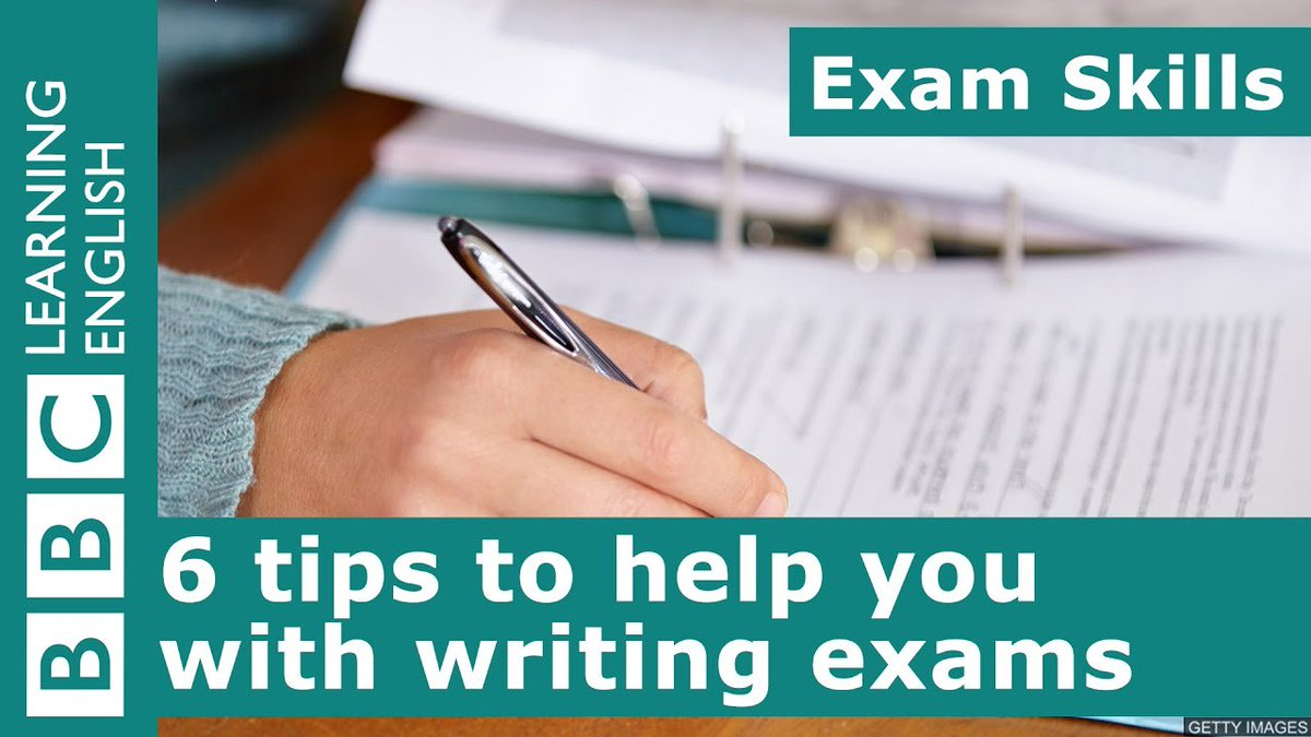😰 Are you nervous about exams? 😟  😌 We're here to help with a series of videos that give some top tips for studying and preparing for an exam.  https://t.co/OqftSO3zWx  [Getty Images]  #study #exam