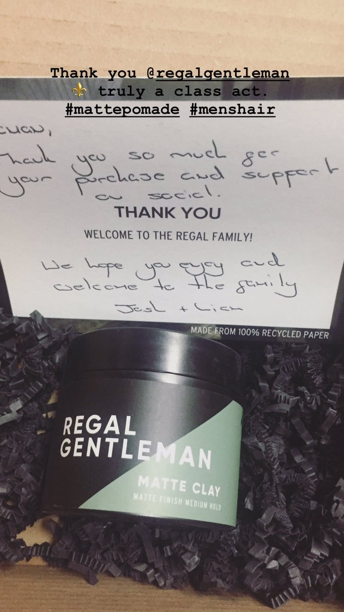 you are a gentleman