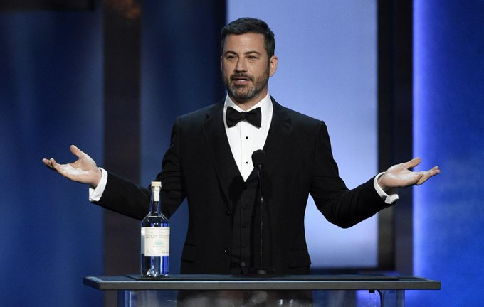 Happy Birthday Jimmy Kimmel. You are the best!