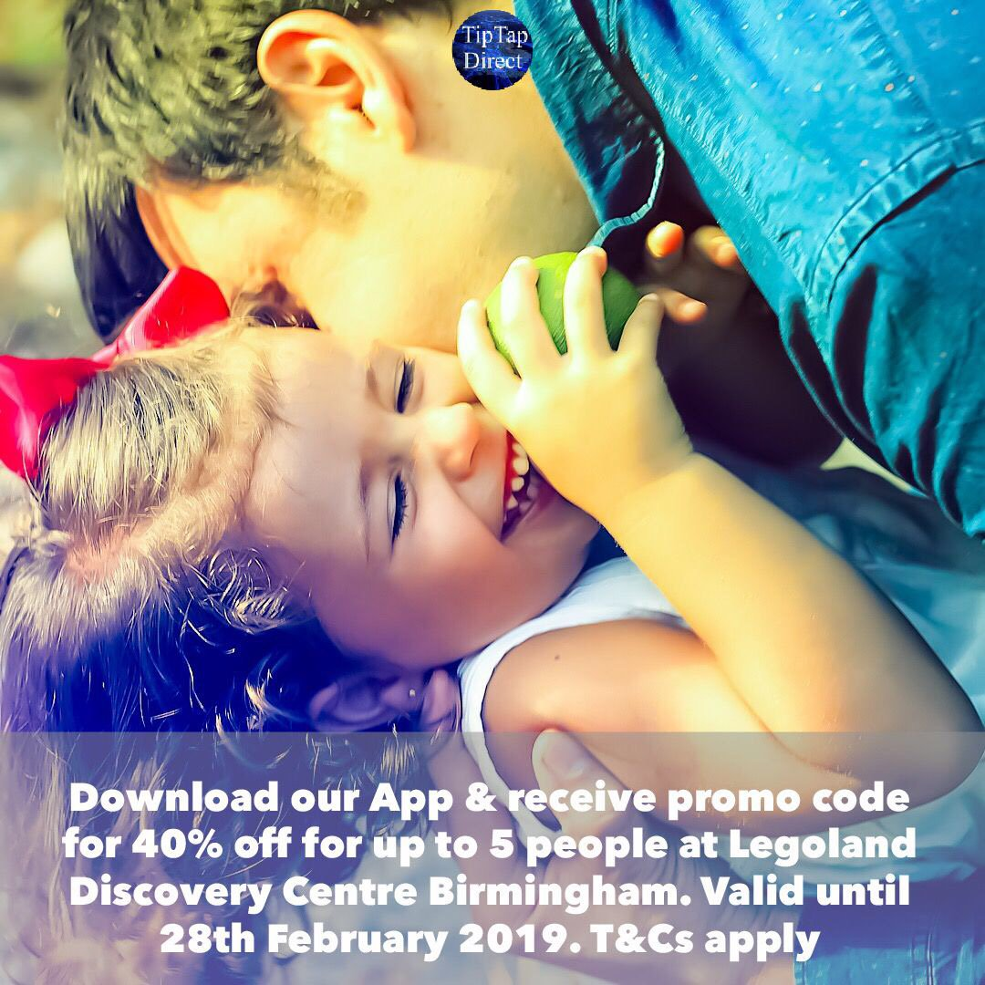 Download our App now to receive 40% off Legoland for up to 5 people  #folloMe #fun #BlackFriday #onlineshopping #retailers #enjoyment<br>http://pic.twitter.com/PLiMKvp5Bk