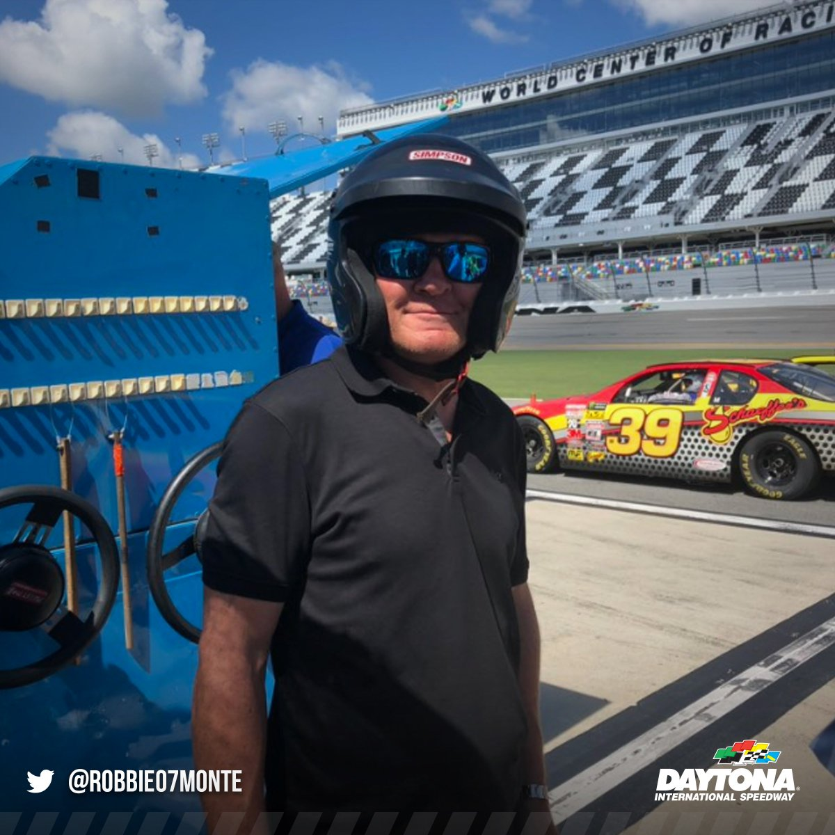 One-of-a-kind experiences happen HERE!  #FanFriday | @NASCARRaceExp