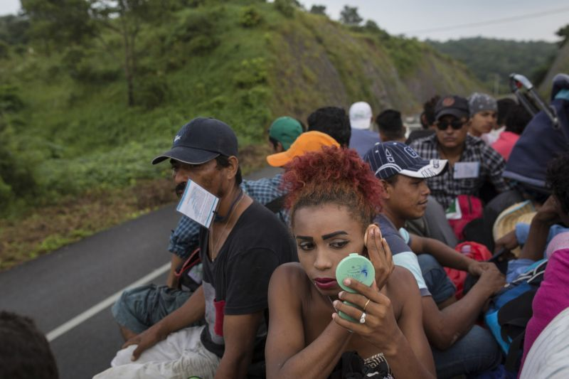 One week after Election Day, President Trump's daily drumbeat of warnings about a caravan of 'bad thugs' and potential terrorists intent on invading the U.S. from Mexico has largely fallen silent https://t.co/mg68ohhgII