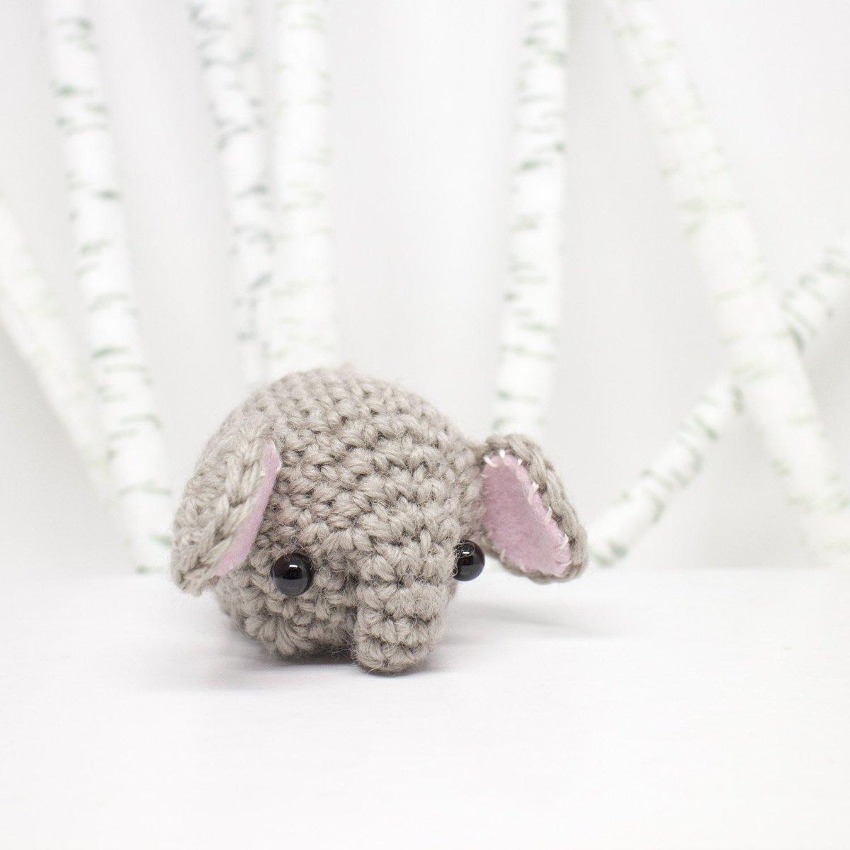 11 Free Crochet Elephant Patterns | 1200x1200