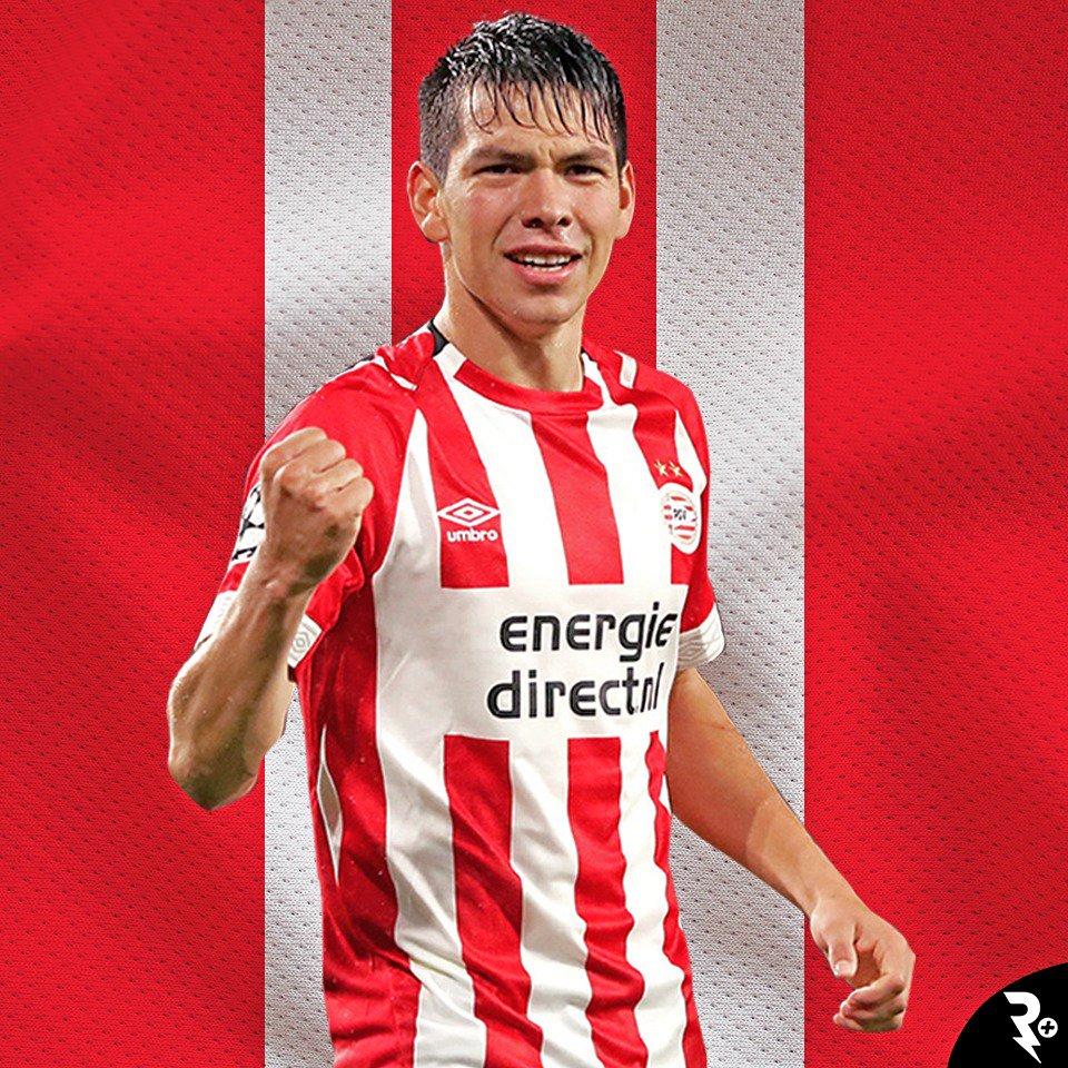 El mejor futbolista mexicano del momento. La está rompiendo en Holanda y en la Champions League ha sido el jugador más peligroso del PSV. A sus 23 años fue nombrado uno de los mejores 50 futbolistas del mundo. Hirving Lozano es un orgullo para México 🇲🇽 ¡Felicidades, Chucky! 👏🏻