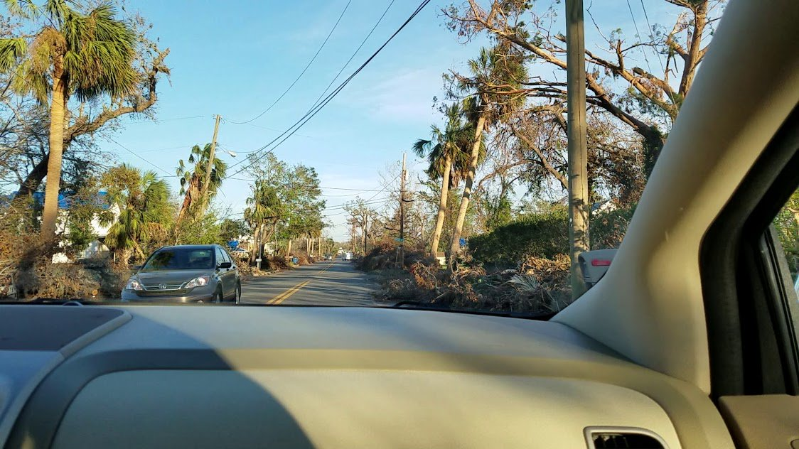 You might want to take a look at our latest blog post from the Panhandle.  Here&#39;s the link.   https:// steveandjohnnie.wordpress.com/2018/11/13/pan handle-update/ &nbsp; …   #panhandlestrong #850Strong #hurricanemicheal <br>http://pic.twitter.com/QLU6G9yQJW