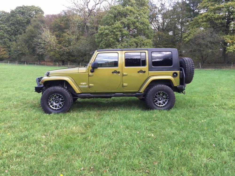 eBay: Jeep Wrangler JK 2007 expedition vechicle https://t.co/vxYU0o7WCx https://t.co/srWvUhPn7Z