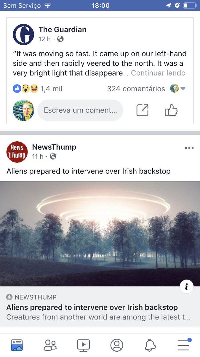 So now @guardian and @newsthump  are merging on my @facebook timeline 👽 #Brexit #BrexitShambles #Ireland