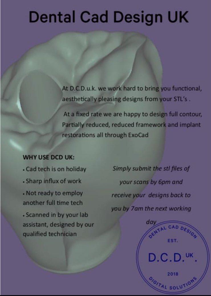 Dental Cad Design UK (@DentalCad) | Twitter