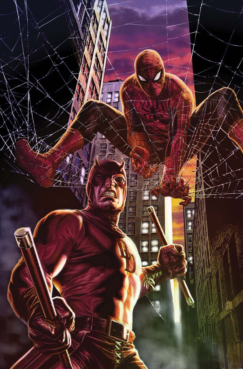 My two favorite Stan Lee characters.   Who are yours?   #RIPStanLee #StanTheMan #Spiderman #Daredevil #Nerdmigos #TuesdayThoughts #StanLee<br>http://pic.twitter.com/phVSqzpamC