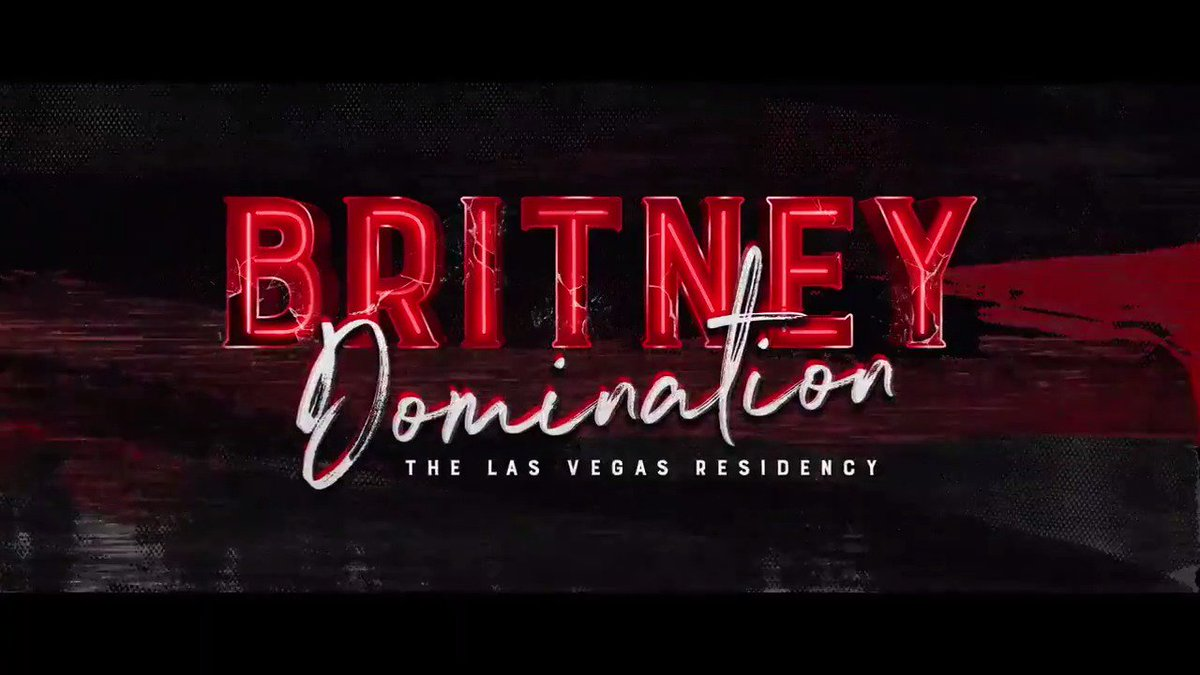 New Vegas residency. New show. Cannot wait to see you all!!!  Get your tickets now! https://t.co/HXzoF5fEu1  #BritneyDomination https://t.co/jHEQbxNfFa