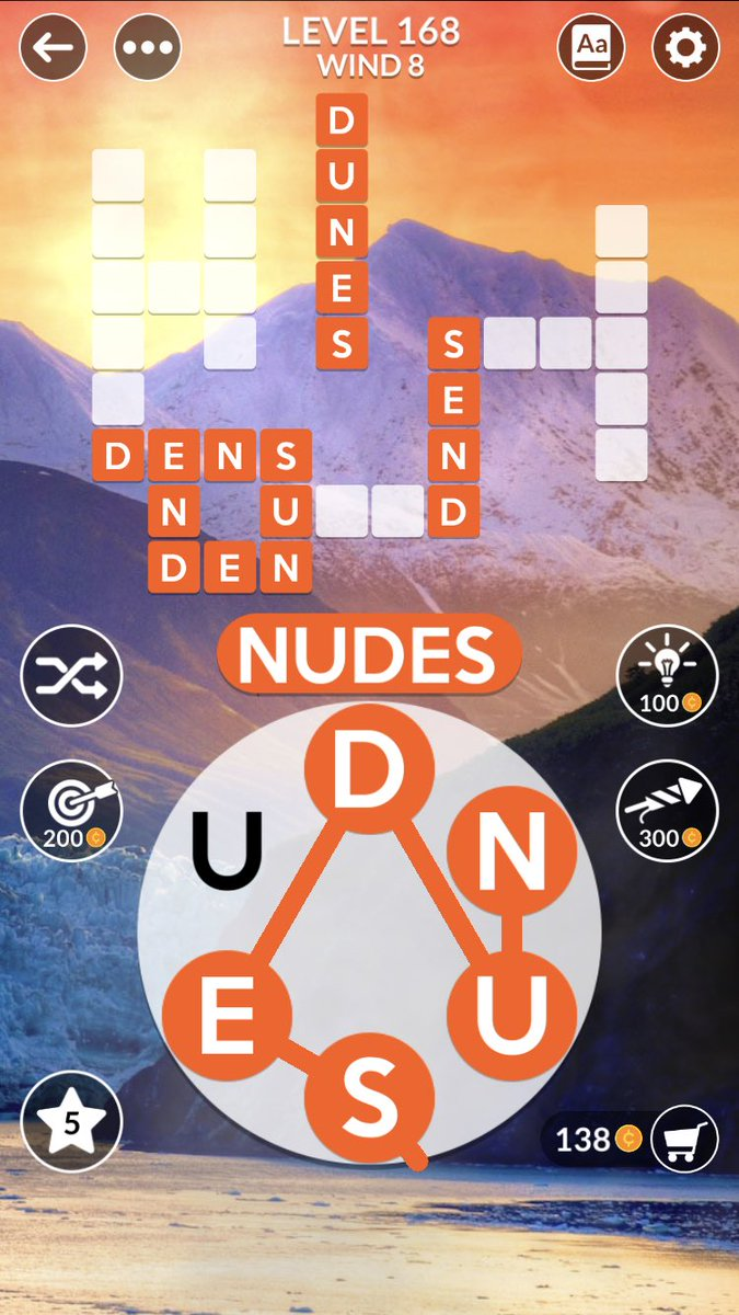 Toxic Sheed On Twitter Y All Ever Play Wordscapes