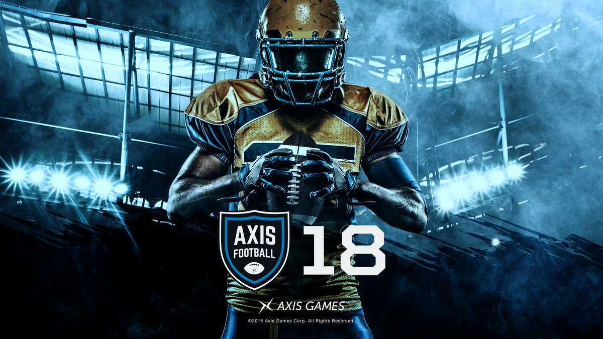 We are happy to announce that Axis Football 2018 will be available for the Xbox One on Friday, Nov. 30th! This will be a digital release only. PS4 information coming soon. Thanks for everyone&#39;s support and patience. Please RT to spread the word! <br>http://pic.twitter.com/DlSY4TDPxx