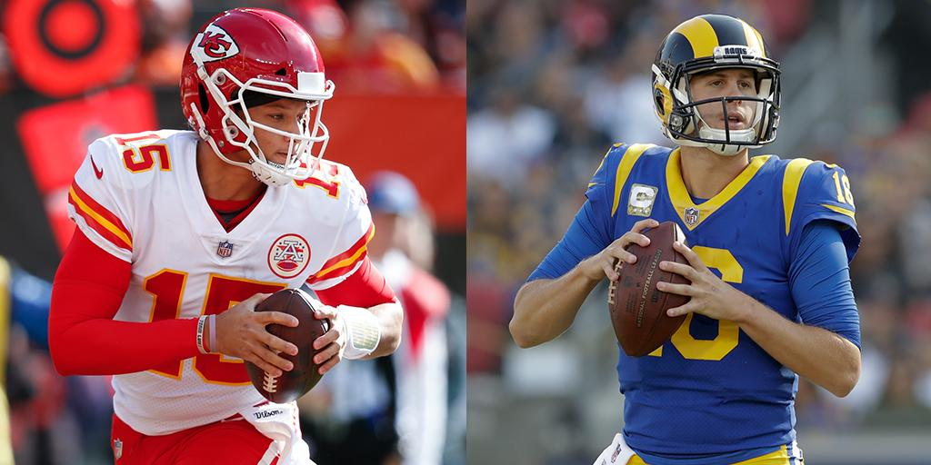 .@Chiefs vs. @RamsNFL moved from Mexico City to L.A.: https://t.co/6d9D1k7xlU  #KCvsLAR: Monday night 8:15pm ET on ESPN
