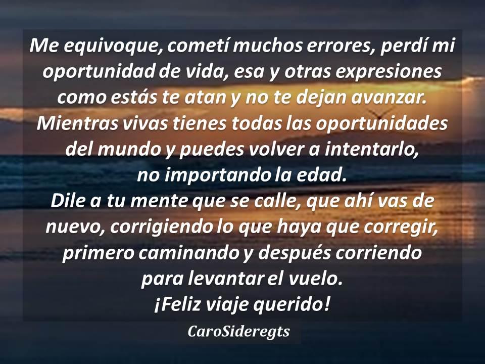 Caro Sideregts On Twitter Reflexión Frases Frasedeldia