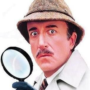 Image result for peter sellers pink panther