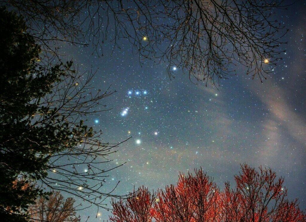 Картинки со звездным небом осень, самому лучшему