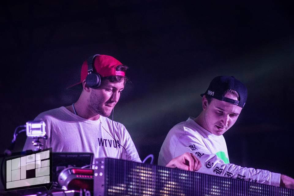 Someone recorded @RLGRIME x @baauers entire B2B set from Australia & just from watching the first few minutes alone, youll 100% wish you were there dncgastrnt.co/gmbr