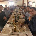 Nuestro equipo de EPI-USE Chile compartiendo un agradable y ameno almuerzo en equipo. #TodosSomosEPIUSE #compañerismo #EPIUSE #Chile #SAP #EPIUSECHILE #TransformacionDigital #successfactors