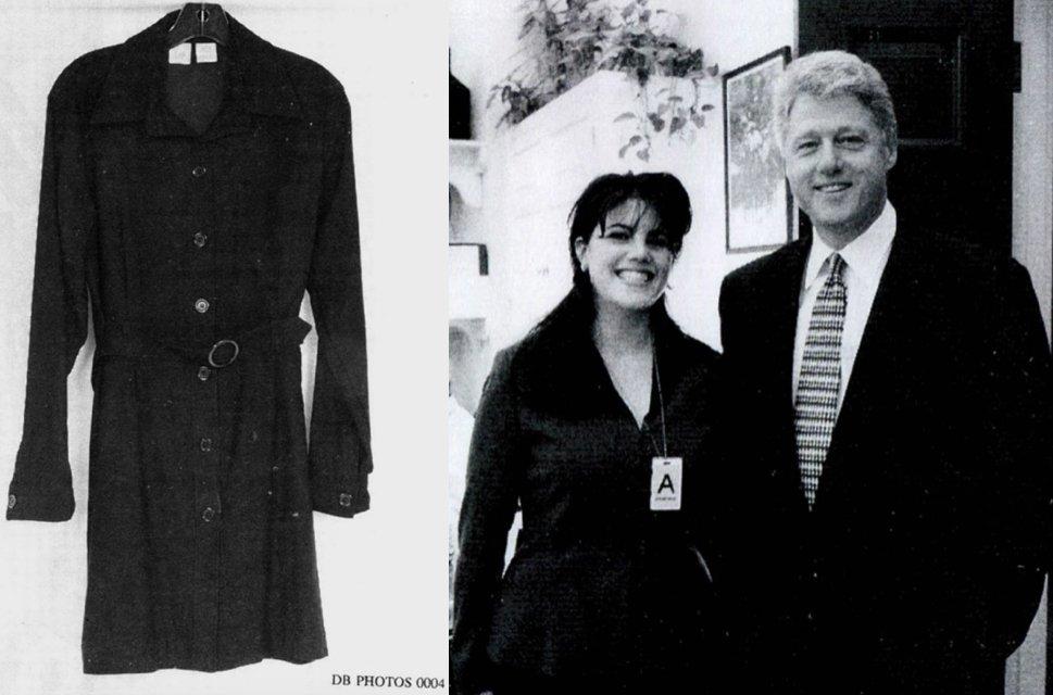 infobae's photo on Monica Lewinsky