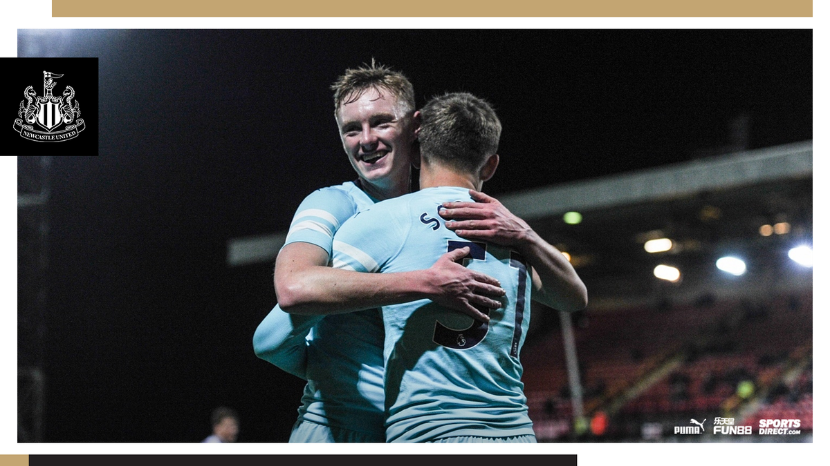 CHECKATRADE TROPHY: Read more on #NUFC Under-21s' impressive 3-2 win over @officialgtfc tonight – a result which sealed their place in the knockout stages of the @CheckatradeTrpy. 👉🏽 nufc.co.uk/matches/under-…
