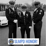 Image for the Tweet beginning: Guard of Honor 🚔 only