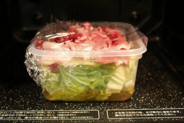 レンジで簡単の春雨料理!豚バラ白菜とコラボしたら最強になった!