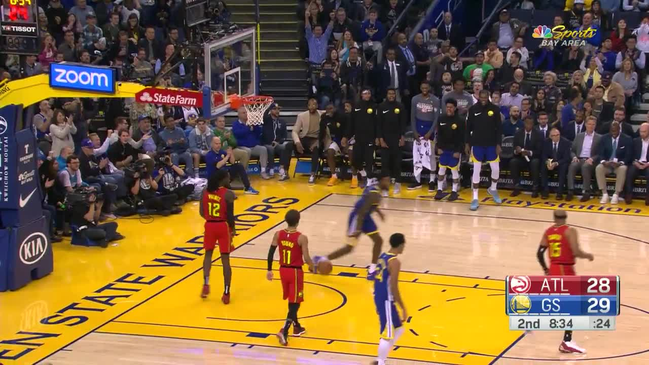 Fake handoff and @1jordanbell �� �� @NBCSAuthentic https://t.co/VE0Pnqm50m