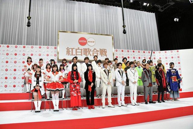 「紅白」にあいみょん、DAOKO、キンプリ、Suchmos、YOSHIKI feat. HYDE、Aqours https://t.co/8gGA9217VX   #NHK紅白
