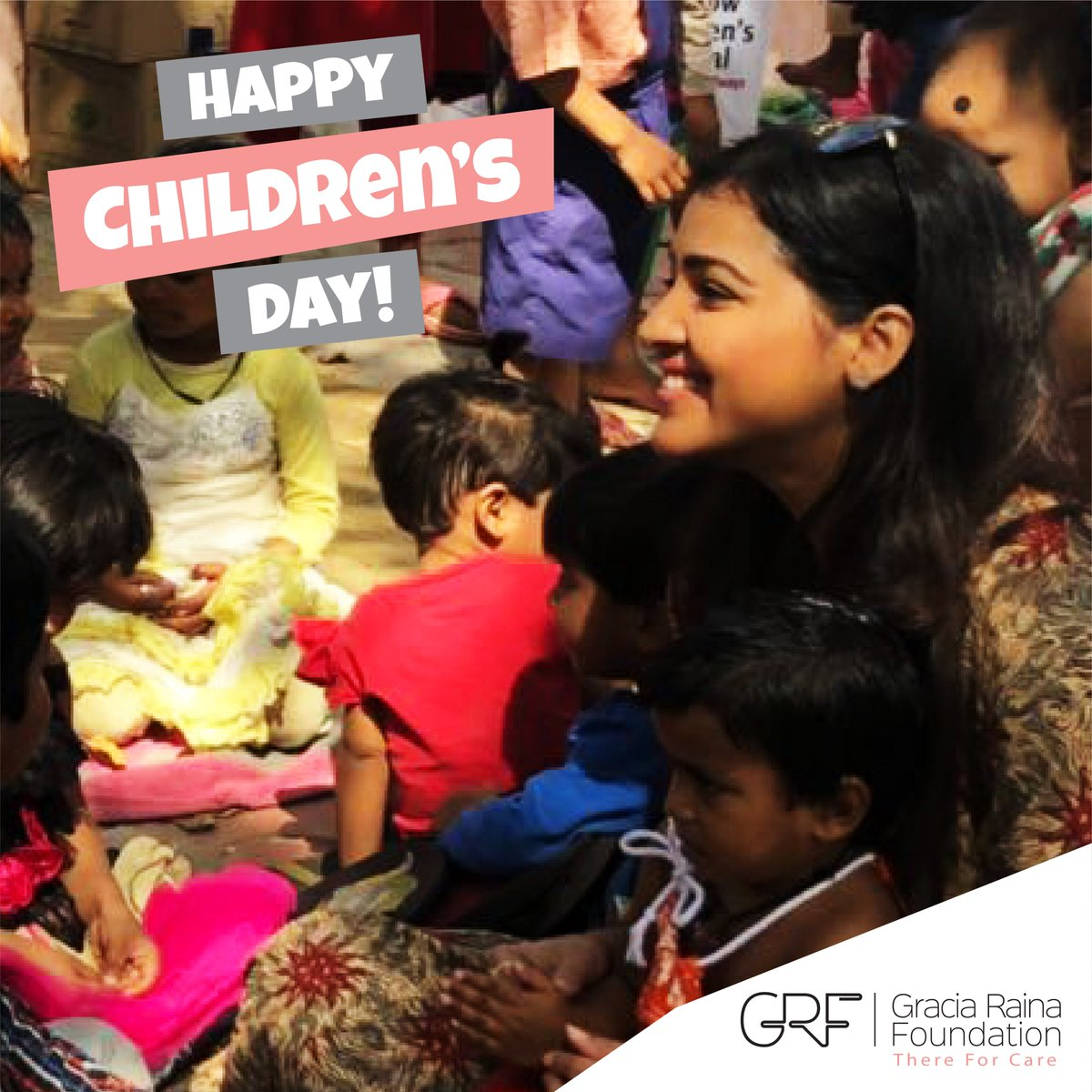 Lets celebrate the innocence, the laughter, the unconditional love, the child in all of us. Happy Childrens Day. #ChildrensDay #JawaharlalNehru #RememberingNehru