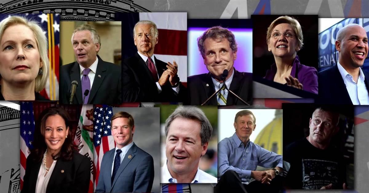 2020 VISION: @kasie examines the ever-growing field of Democratic presidential hopefuls   https://t.co/VDOPbobiJM