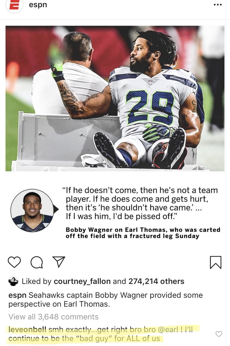 leveon bell bet on himself