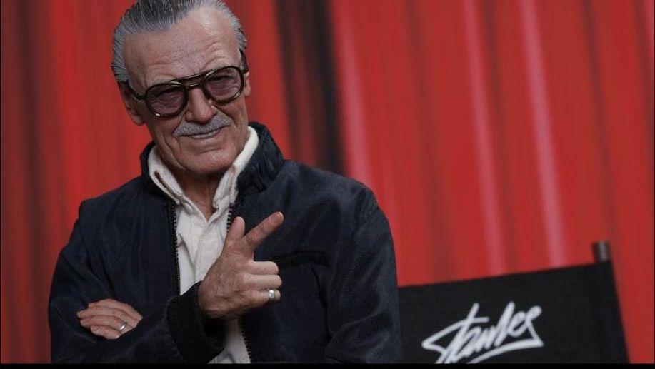 Sebelum Meninggal Stan Lee Tengah Garap Karakter Superhero Baru, Siapa? https://t.co/VaIZYxh9KL via @detikhot https://t.co/miWAYwySOn