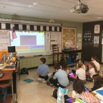 Image for the Tweet beginning: Fun day of Kahoot to
