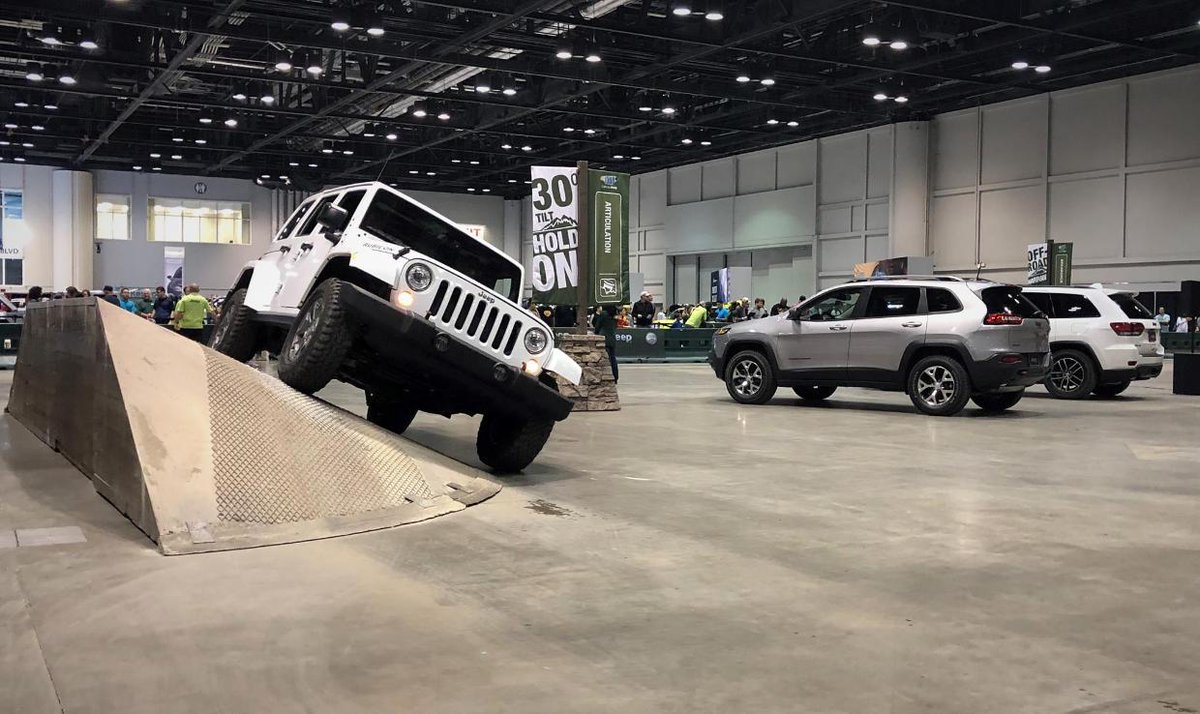 Orlando Auto Show >> Orlando Auto Show On Twitter Camp Jeep Is Back See And