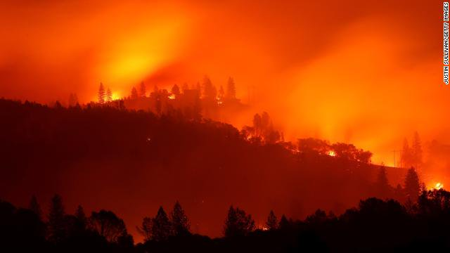 The Camp Fire has now claimed 48 lives and 8,800 structures in Northern California, breaking state records, officials say https://t.co/ggBKjT0woX